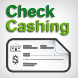 Services - Payday Loans, Check Cashing, Western Union, Phone
